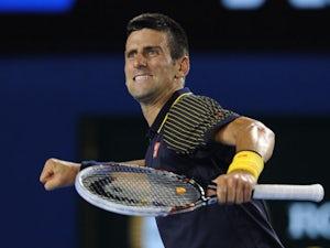 Djokovic wants to improve his game
