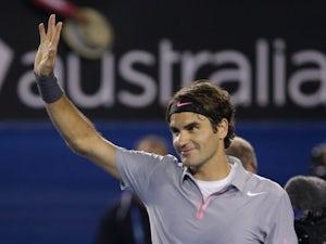 Result: Federer eases past Raonic