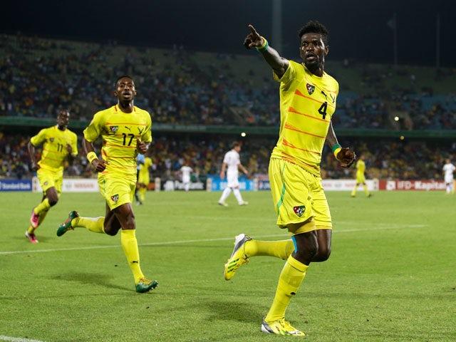 Result: Draw sees Togo progress