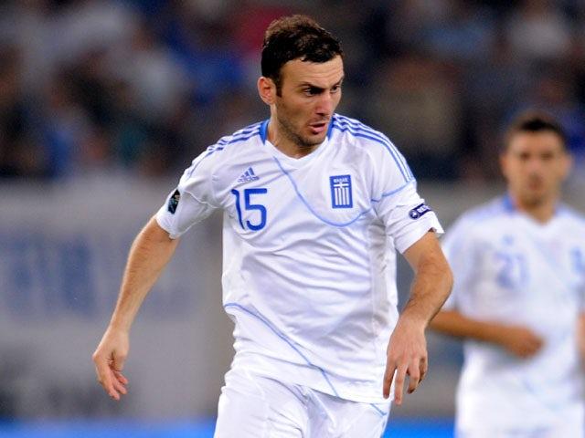 Torosidis snubs Fulham for Roma