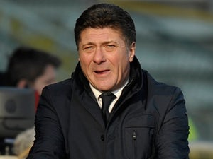 Mazzarri rues bad luck
