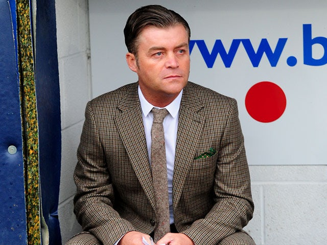 King sacked as Macclesfield manager