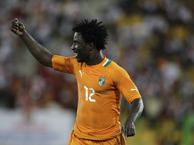 Report: West Ham line up move for striker Bony