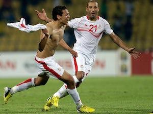 Result: Tunisia record late win
