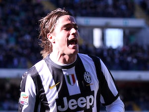 Matri happy with Juve response