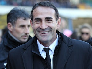 Alessio: 'Juve controlled the game'