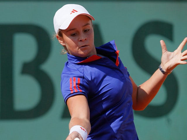Result: Ashleigh Barty secures dream end to year with Zhuhai success