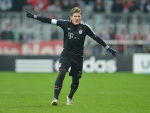 Schweinsteiger: 'Chelsea loss gives added motivation'