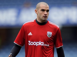 Myhill signs new West Brom deal