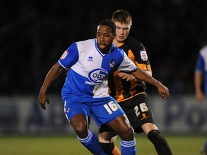 Anyinsah to depart Bristol Rovers