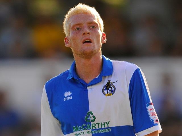 Bolton sign Cian Bolger