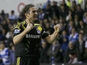 Lampard: 'Steaua will be tough'