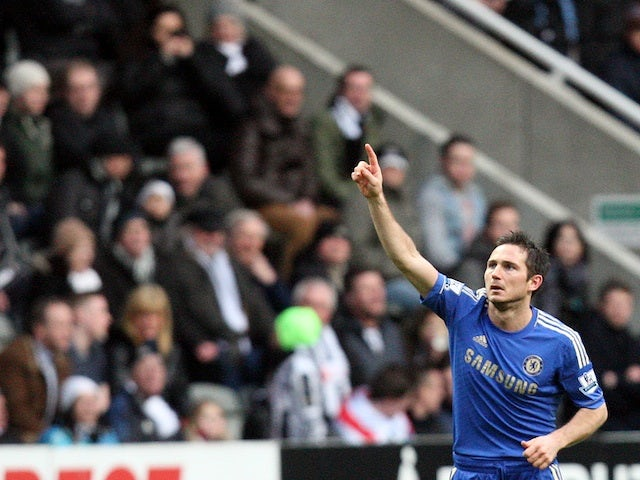 Chelsea quiet on Lampard contract