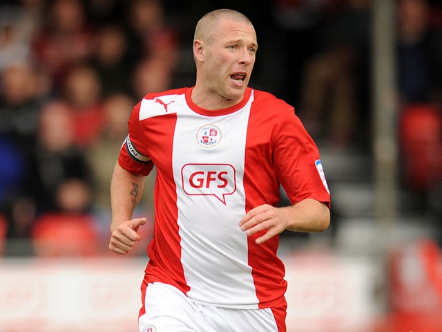 Wimbldeon loan Alexander from Crawley