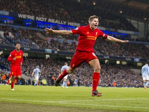 Gerrard turned down Bayern last summer?