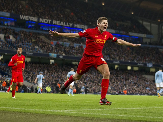 Gerrard: 'Liverpool success close'