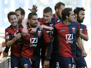 Eight Genoa fans jailed?
