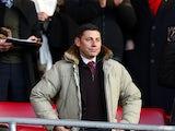 Southampton chairman Nicola Cortese on December 8, 2012