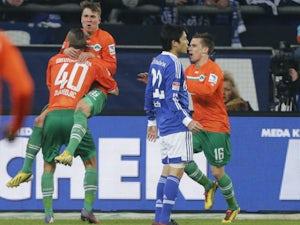 Result: Hannover win relegates Furth