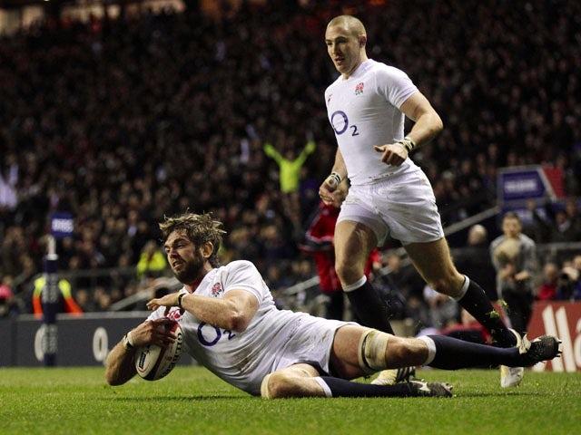 Result: England retain Calcutta Cup