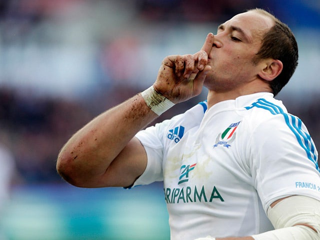 Result: Italy stun France in Six Nations
