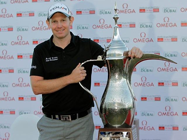 Gallacher savours Dubai victory