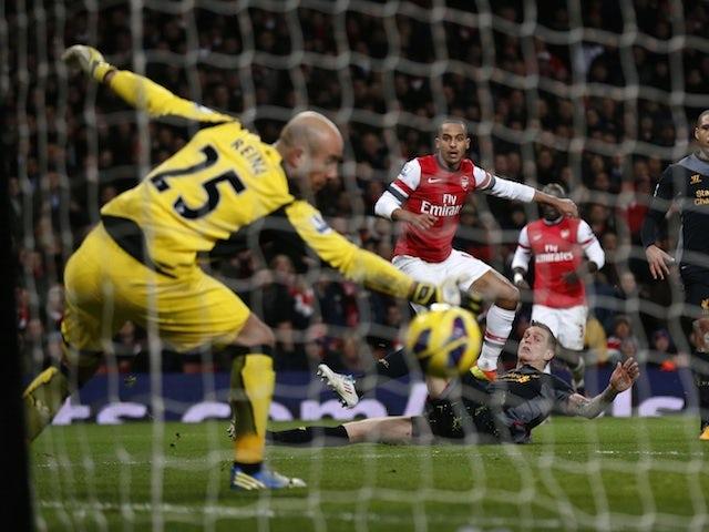 Match Analysis: Arsenal 2-2 Liverpool