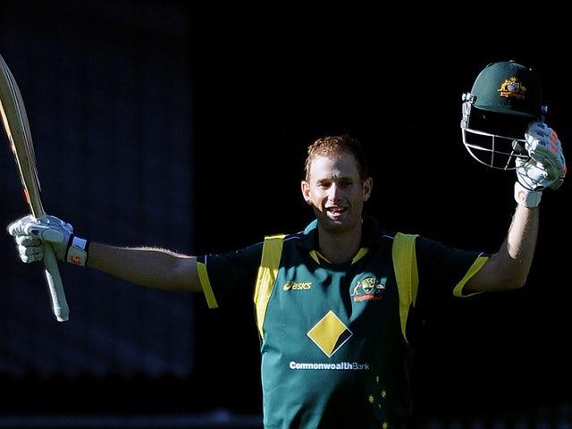 Result: Australia whitewash WI in ODI series