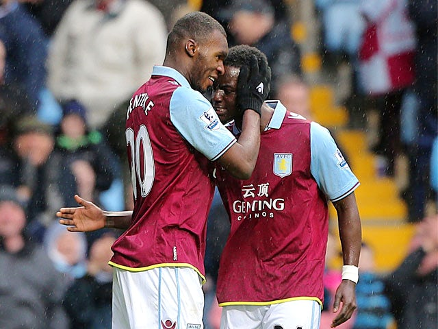 Result: Villa beat West Ham to climb out of bottom three