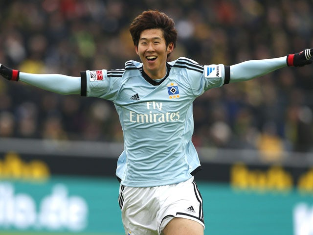 Son: 'I wanted to play in Europe'