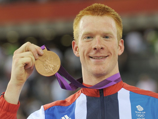 Ed Clancy calls for people to take up cycling