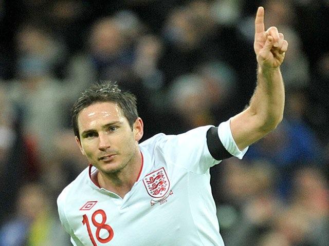 Lampard: 'England won't influence future'