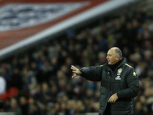 Scolari praises England performance