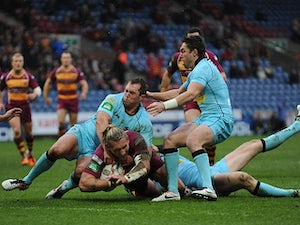 Result: Giants record Broncos rout