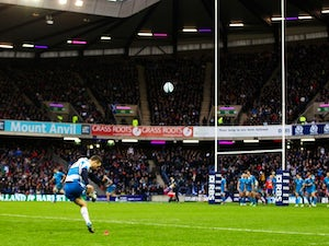 Laidlaw dedicates win to Scottish fans