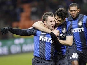 Agent: 'Cassano nearing Parma switch'