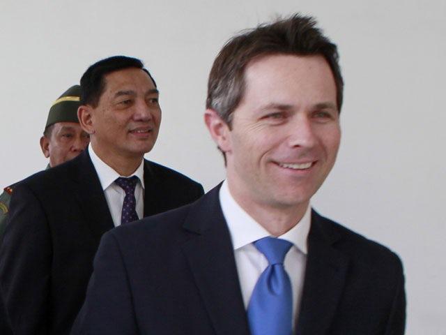 Australian Home Affairs Minister Jason Clare on September 5, 2012