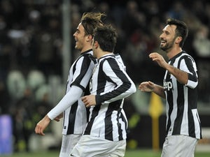 Nedved delighted with Juve win