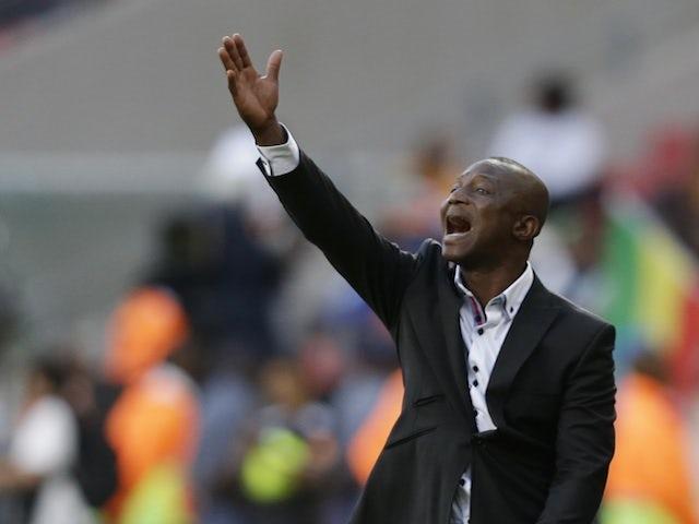 Appiah: 'Ghana won't blame the pitch'