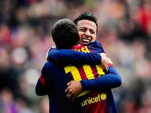 Result Cristian Tello Inspires Barcelona Win
