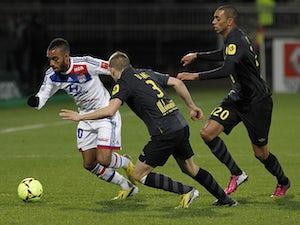 Lacazette: 'Lyon ready for Zurich test'