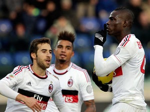 Balotelli delighted with quick start