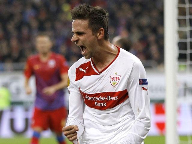 Harnik: 'Stuttgart want to leapfrop Bremen'