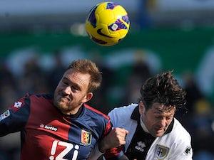 Result: Goalless between Parma, Genoa
