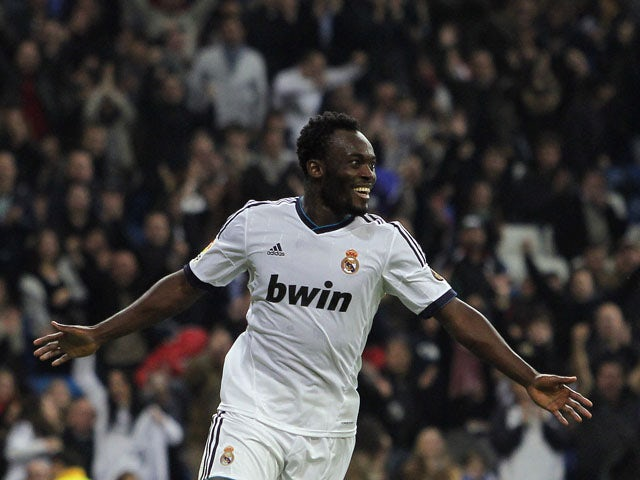 Essien: Real will