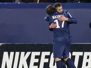 Result: PSG held by 10-man Montpellier