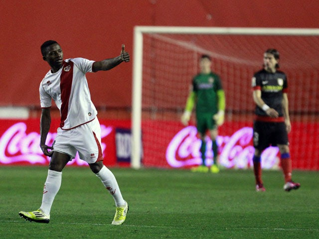 Result: Rayo stun Atletico to go sixth
