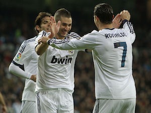 Result: Real overpower Barcelona