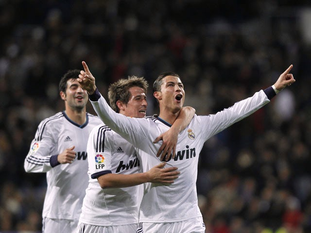 Result: Madrid ease past Barca to reach Copa del Rey final