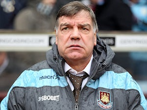 Allardyce targets two wins for survival